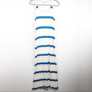Splendid | Yuma Stripe Tank Maxi Dress